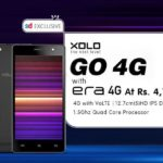 Xolo Era 4G is Available at Rs.4444 on Snapdeal