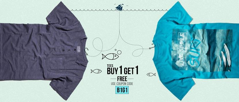 Zovi Buy 1 Get 1 Free Offer Tees Carnival Sale