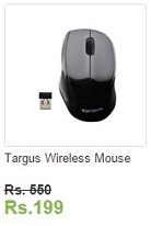 ebay Targus Wireless Mouse