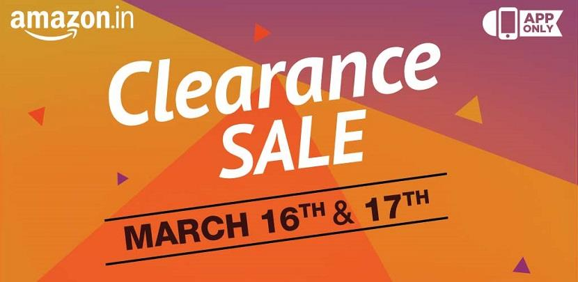 Amazon App Clearance Sale
