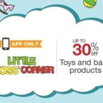 Amazon App Toys Baby Product Sale – Little Boss App Corner