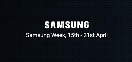 Flipkart Samsung Week Offers april 15 - 21st