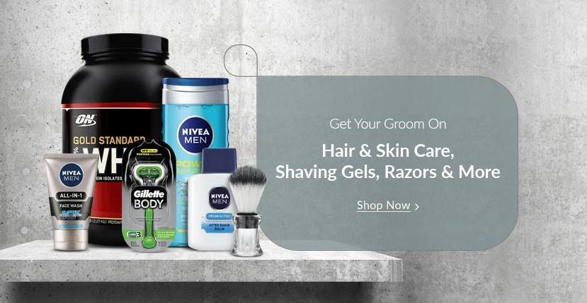 Grooming Appliances Sale Men's Grooming