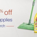 Household Supplies at 20% OFF : Amazon Cleaning Store