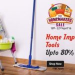 Shopclues Home and Kitchen Offers – Up to 80% Off