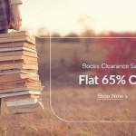 Snapdeal Books Clearance Sale : Flat 65% OFF