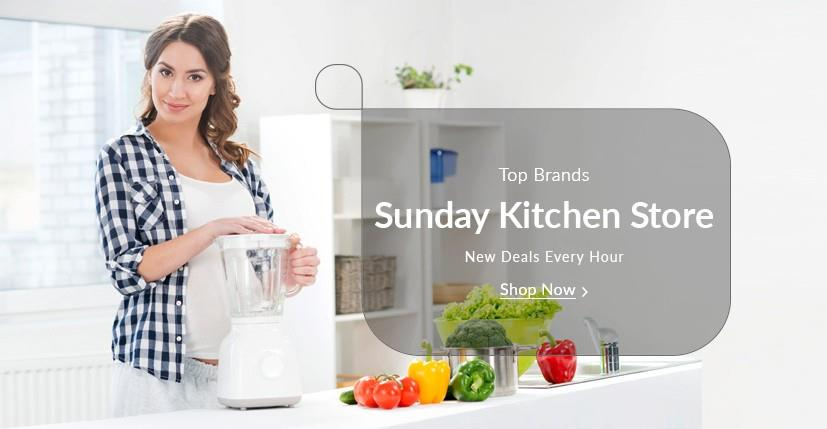 Snapdeal Sunday Kitchen Store