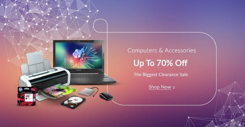 The Biggest Clearance Sale on Snapdeal