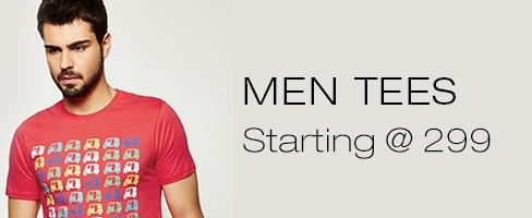 Yepme Men Tees Offer buy 2 at rs 499