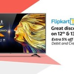Flipkart TV Days Offers – Great Discount on TV's