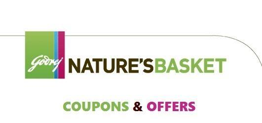 Nature's Basket Coupons and offers
