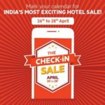 OYO Rooms Hotel Check iN Sale – Book Hotels at Rs.299