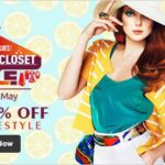 Shopclues Fashion Closet Sale – Upto 70% OFF on Big Brand