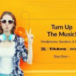 Snapdeal Mega Audio Sale : Turn Up the Music