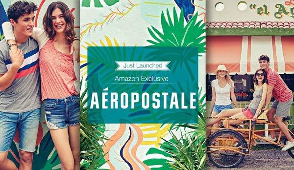 Amazon Aeropostale Offer