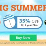 Bigrock Hosting – The Big Summer Sale