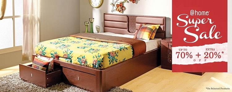 Fabfurnish Super Sale athome by nilkamal Furniture Products