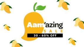 Featured Myntra Amazing Sale flat 30 sale