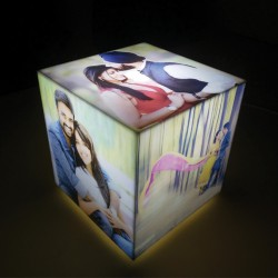 Personalised Cube Lamp at Giftcart Flat Rs 140 Off
