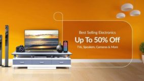 Snapdeal Best Selling Electronics offers