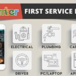 First Order Free on Zimmber Home Service