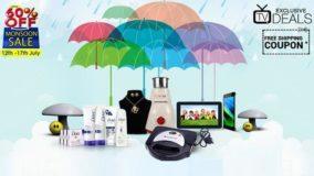 HomeShop18 Monsoon Sale
