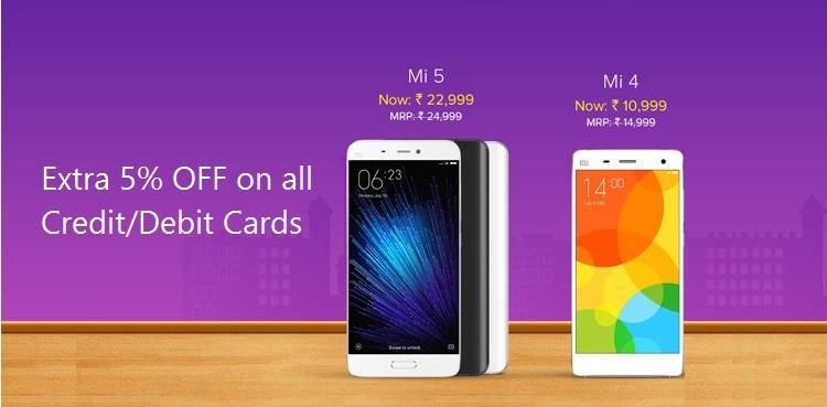 Mi Anniversary Sale on Flipkart