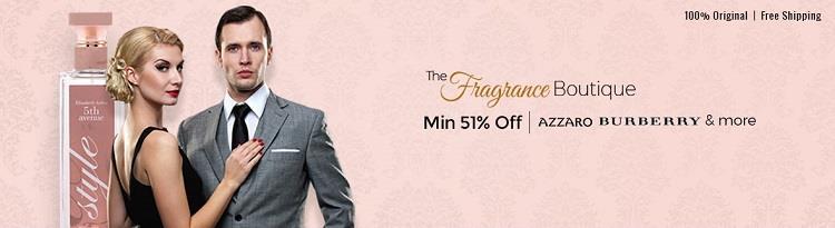 Shopclues Fragrance Boutique Extra 5% OFF