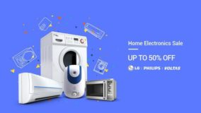 Snapdeal Home Electronics Sale offers
