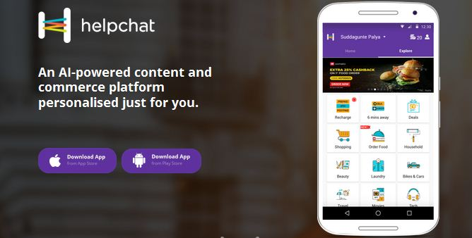 Helpchat recharge offer