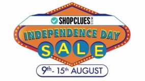 Shopclues Independence Day Sale Banner