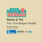 Shopclues Wednesday Super Saver Bazaar starts @Rs.44