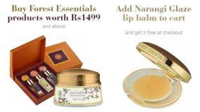 Free Narangi Glaze Lip Balm