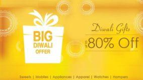 HomeShop18 Big Diwali Offer