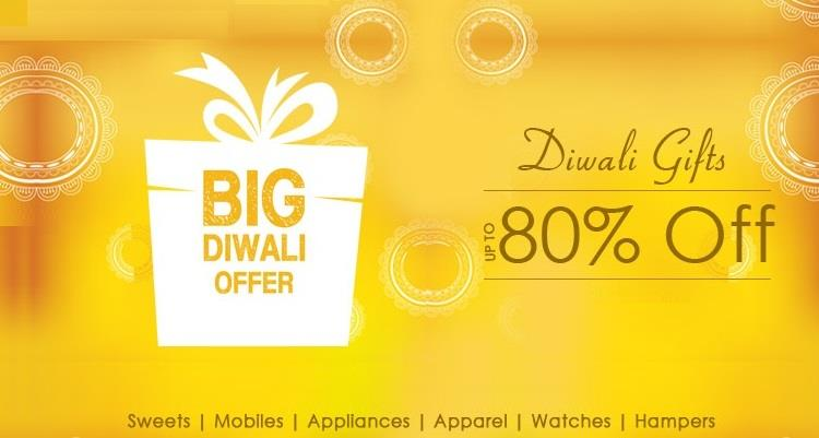 HomeShop18 Big Diwali Offer