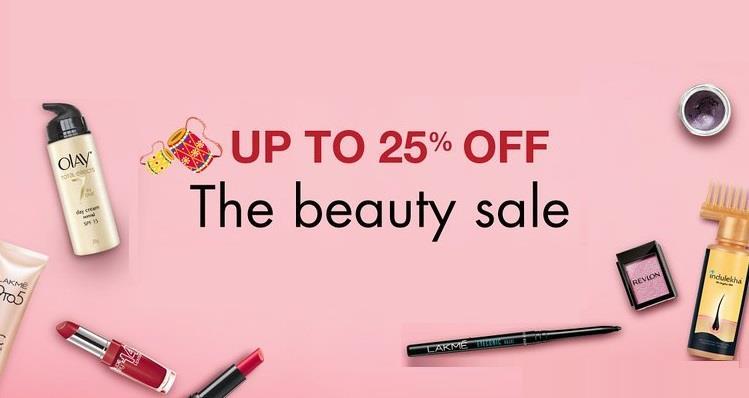 The Beauty Sale on Amazon