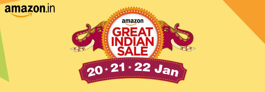 amazon great indian festival sale 2017