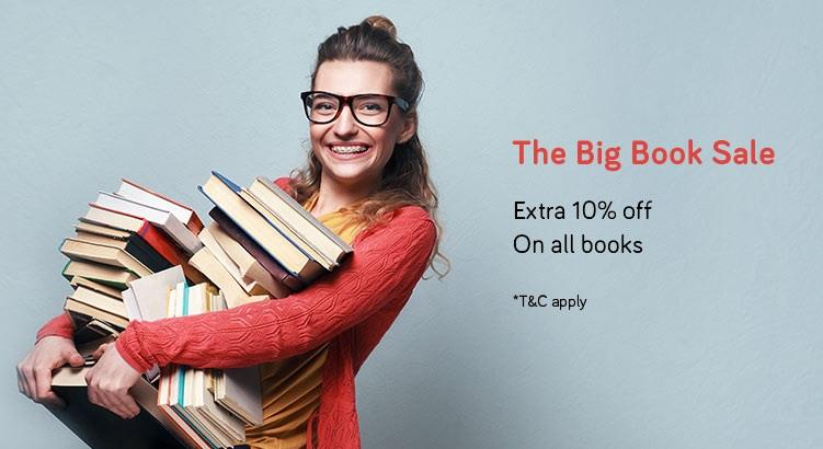 Snapdeal Big Book Sale