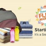 Shopclues Sunday Flea Market – Price Starts @Rs.23