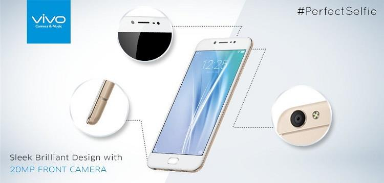 Vivo V5 Smartphone Sale