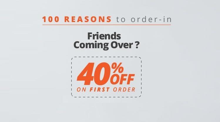 foodpanda new user offer 40 off