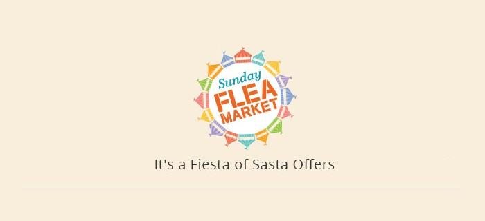 Shopclues Sunday Flea Market SFM Final Banner